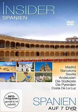 Insider - Spanien [Version allemande]