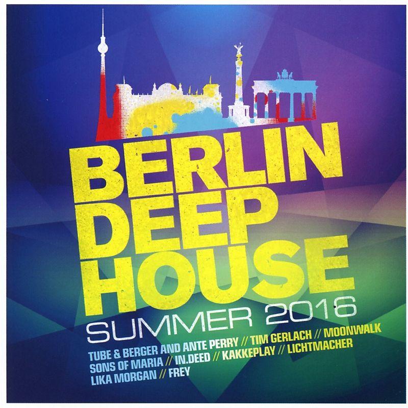 Lika Berlin berlin house summer 2016 various artists cd kaufen