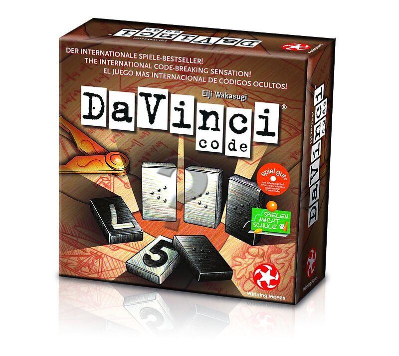 Spiel Da Vinci Code