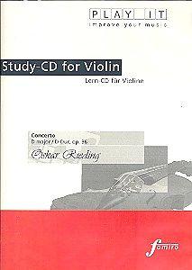 Play It - Lern-CD für Violine: Concerto D-Dur - Op. 36