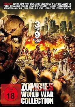 Zombies World War Collection [Version allemande]