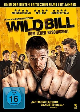 Wild Bill - Vom Leben beschissen! [Version allemande]