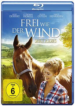 Frei wie der Wind - BR [Versione tedesca]