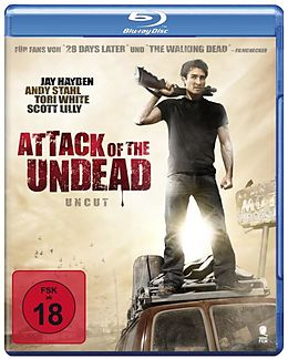 Attack of The Undead - BR