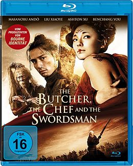 The Butcher - The Chef And The Swordsman