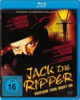 Jack The Ripper - Scotland Yard Greift Ein
