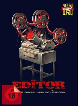 The Editor (uncut) - Ltd. Mediabook