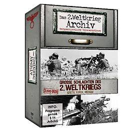 Grosse Schlachten des 2.Weltkriegs [Versione tedesca]