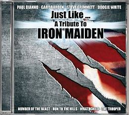 Just Like Tribute To Iron Maid
