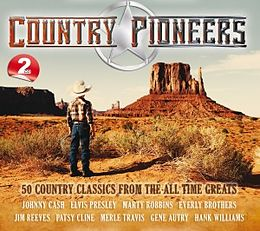 Country Pioneers 50 Country Cl