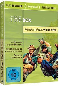 Bud Spencer & Terence Hill - Palmen, Strände, Wilde Tiere [Version allemande]