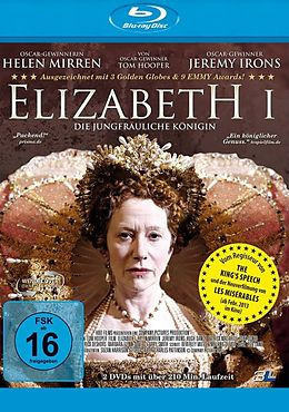 Elizabeth I - Die Jungfräulich [Versione tedesca]