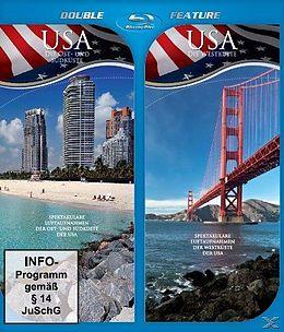 Usa - Die Küsten Aus Der Luft [Versione tedesca]