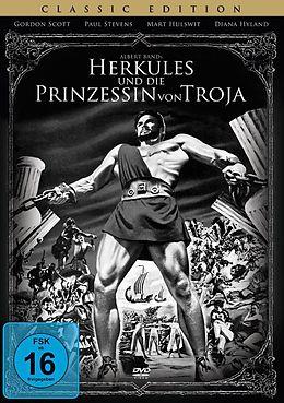 Herkules und die Prinzessin von Troja [Version allemande]