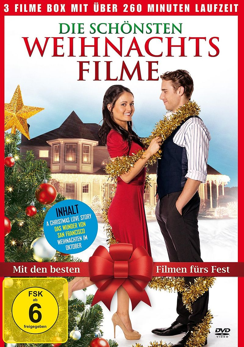 die sch nsten weihnachtsfilme dvd online kaufen. Black Bedroom Furniture Sets. Home Design Ideas