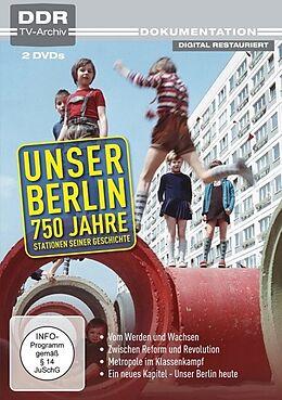 Unser Berlin - 750 Jahre [Versione tedesca]