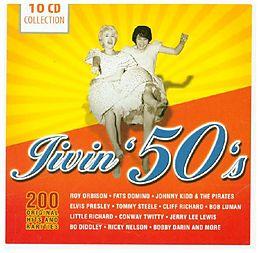 Jivin 50s