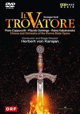 Il Trovatore [Versione tedesca]