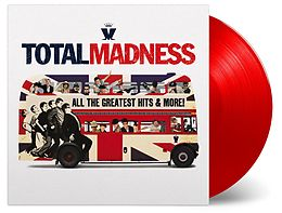 Total Madness (LTD Red Vinyl)