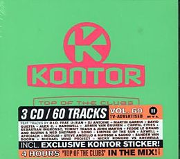 Kontor Top Of The Clubs Vol. 60