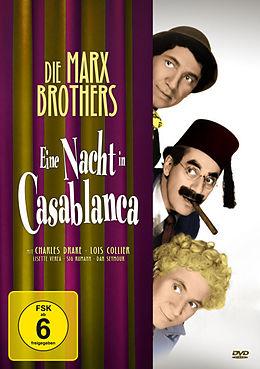 Die Marx Brothers - Eine Nacht in Casablanca [Version allemande]