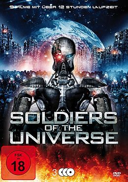 Soldiers of the Universe [Version allemande]