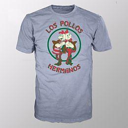 Los Pollos Hermanos (shirt M Grey)