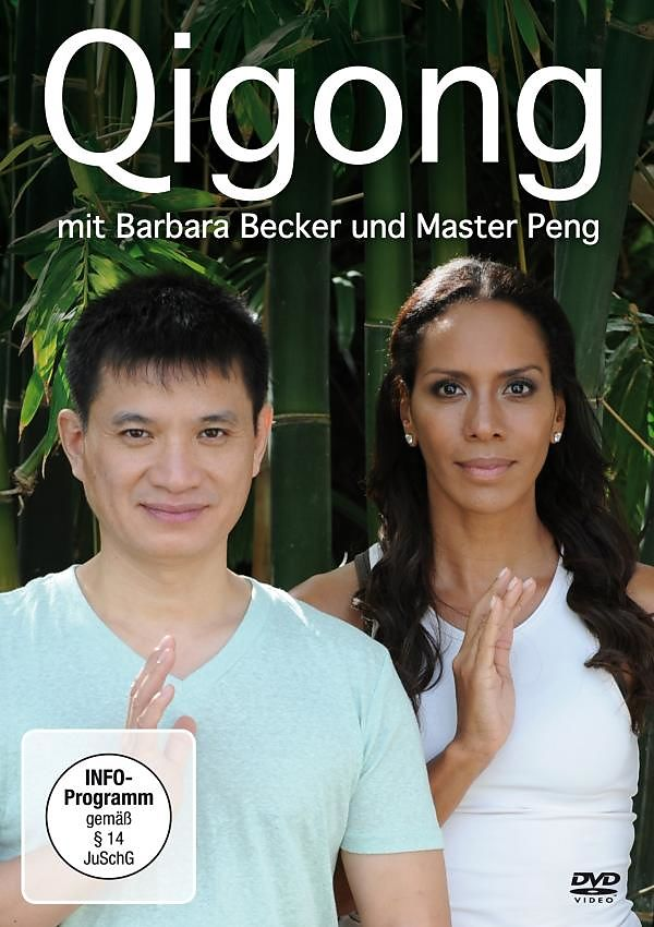 qigong mit barbara becker und master peng dvd online kaufen. Black Bedroom Furniture Sets. Home Design Ideas