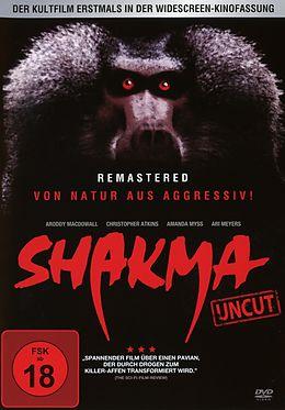 Shakma-Uncut Widescreen-Kinofassung [Versione tedesca]