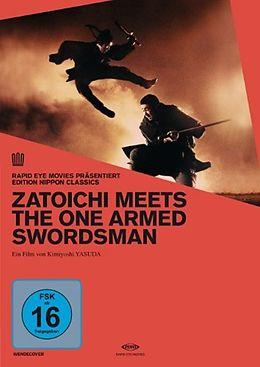 Zatoichi meets the One Armed Swordsman [Version allemande]