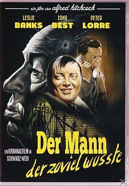 Der Mann, der zuviel wusste [Version allemande]