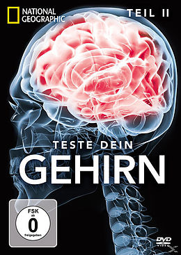 National Geographic - Teste dein Gehirn [Version allemande]