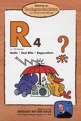 (R4)Radio,Blitz,Regenschirm [Version allemande]