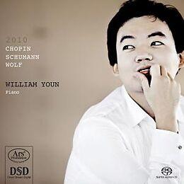 2010-Klavierwerke Von Chopin,Schumann Und Wolf