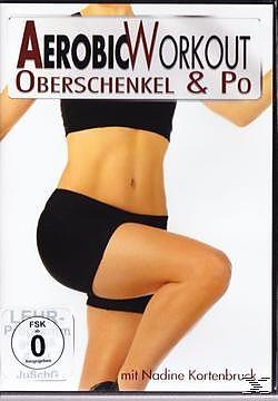 Aerobic Workout - Oberschenkel & Po [Version allemande]