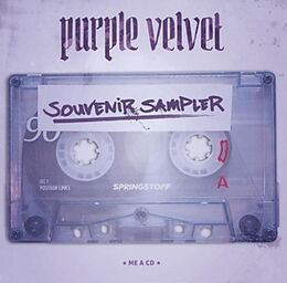 Purple Velvet Souvenir