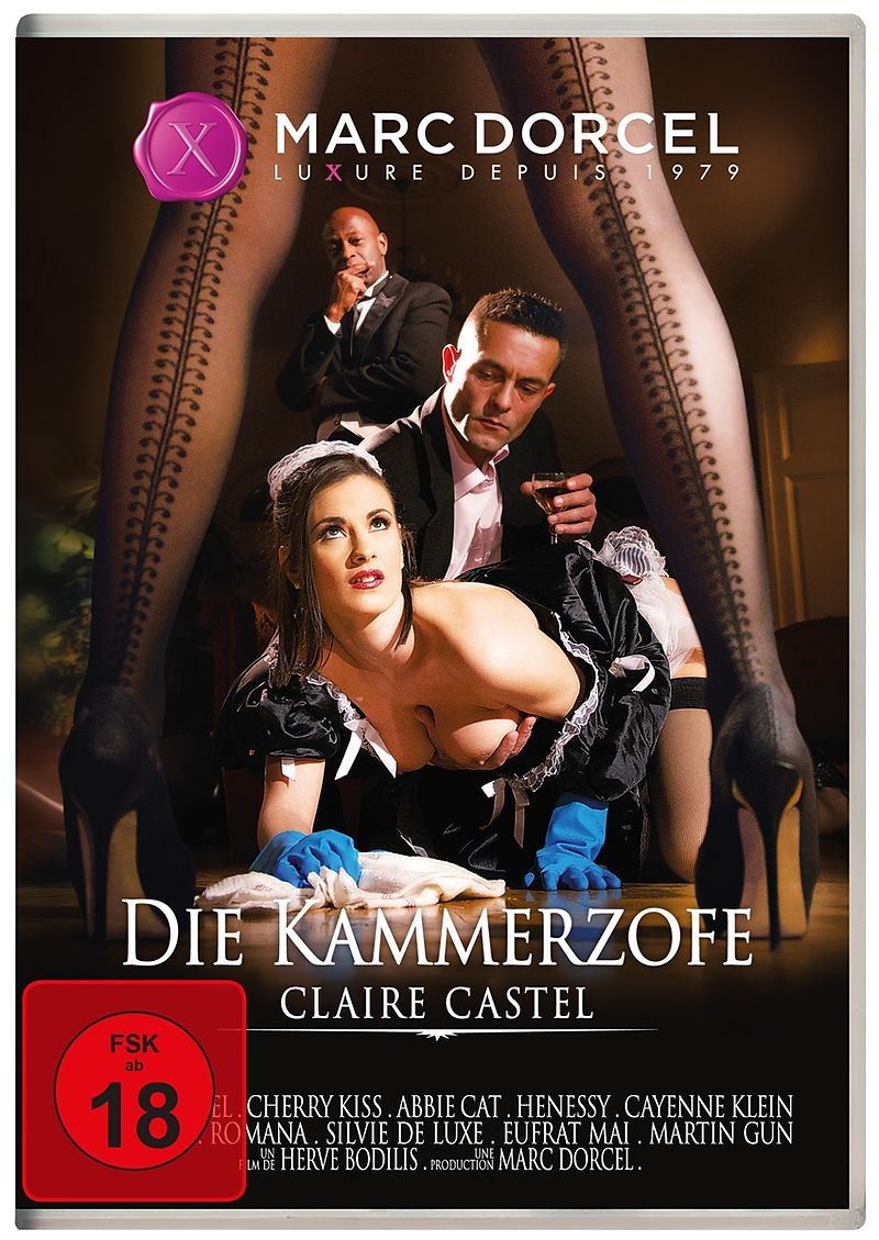 Die Kammerzofe - DVD - online kaufen   exlibris.ch
