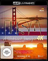 USA - A West Coast Journey in 4K [Version allemande]