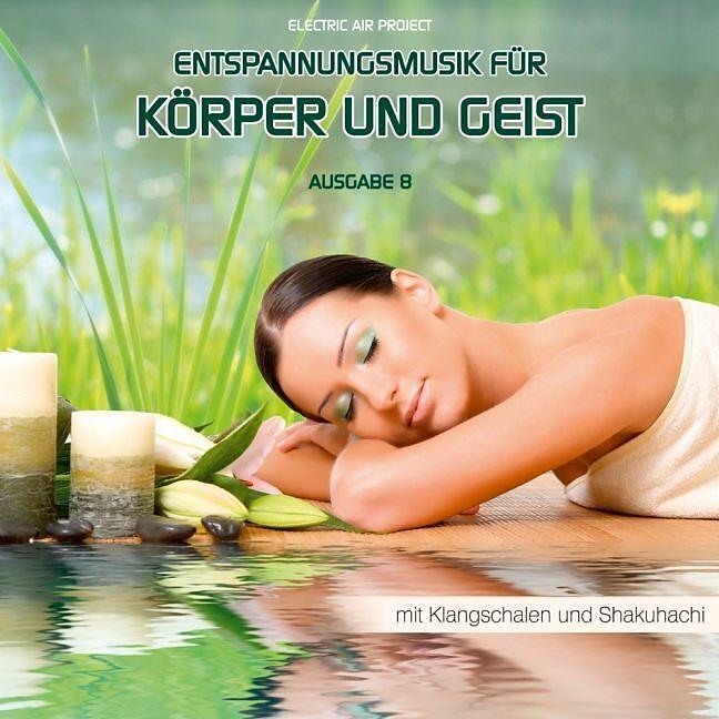 entspannungsmusik f r k rper und geist ausgabe 8 electric air project 8 cd kaufen. Black Bedroom Furniture Sets. Home Design Ideas