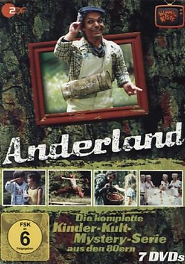 Anderland [Version allemande]
