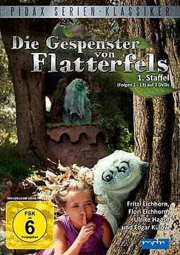 Die Gespenster von Flatterfels - Staffel 01 / Folge 01-13