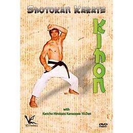 Shotokan Karate Kihon by Kancho Hirokazu Kanazawa [Version allemande]