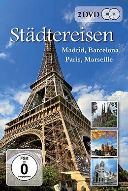 Madrid,Barcelona,Paris,Marseille [Version allemande]