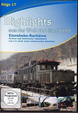 (17)Eisenbahn-Raritäten [Versione tedesca]