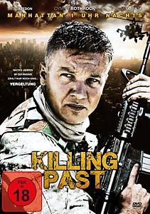 Killing Past-Manhattan 1 Uhr Nachts [Version allemande]