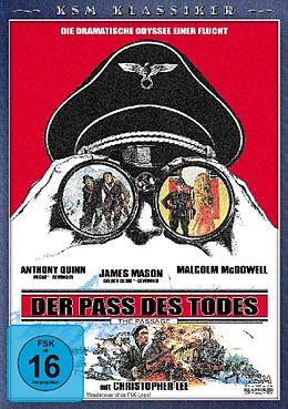 Der Pass des Todes [Version allemande]