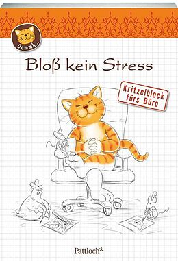 Oommh-Katze: Bloß kein Stress [Versione tedesca]