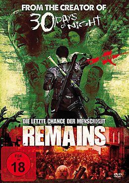 Remains - Die letzte Chance der Menschheit [Version allemande]