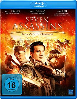 Seven Assassins - Iron Cloud's Revenge