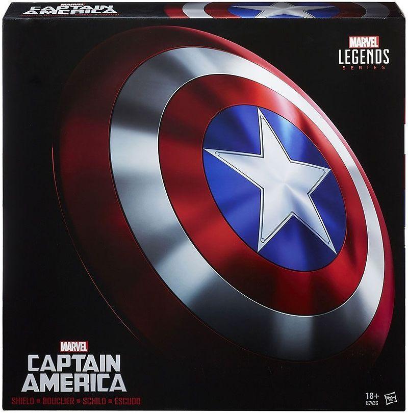 marvel captain america schild 60 cm action in outdoor spielzeug online kaufen. Black Bedroom Furniture Sets. Home Design Ideas
